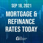 Mortgage Rates Today, Sept. 18 & Rate Forecast For Next Week